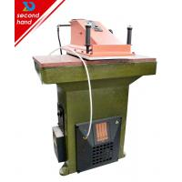 Reconditioned Atom VS918 20tons leather swing arm cutting machine